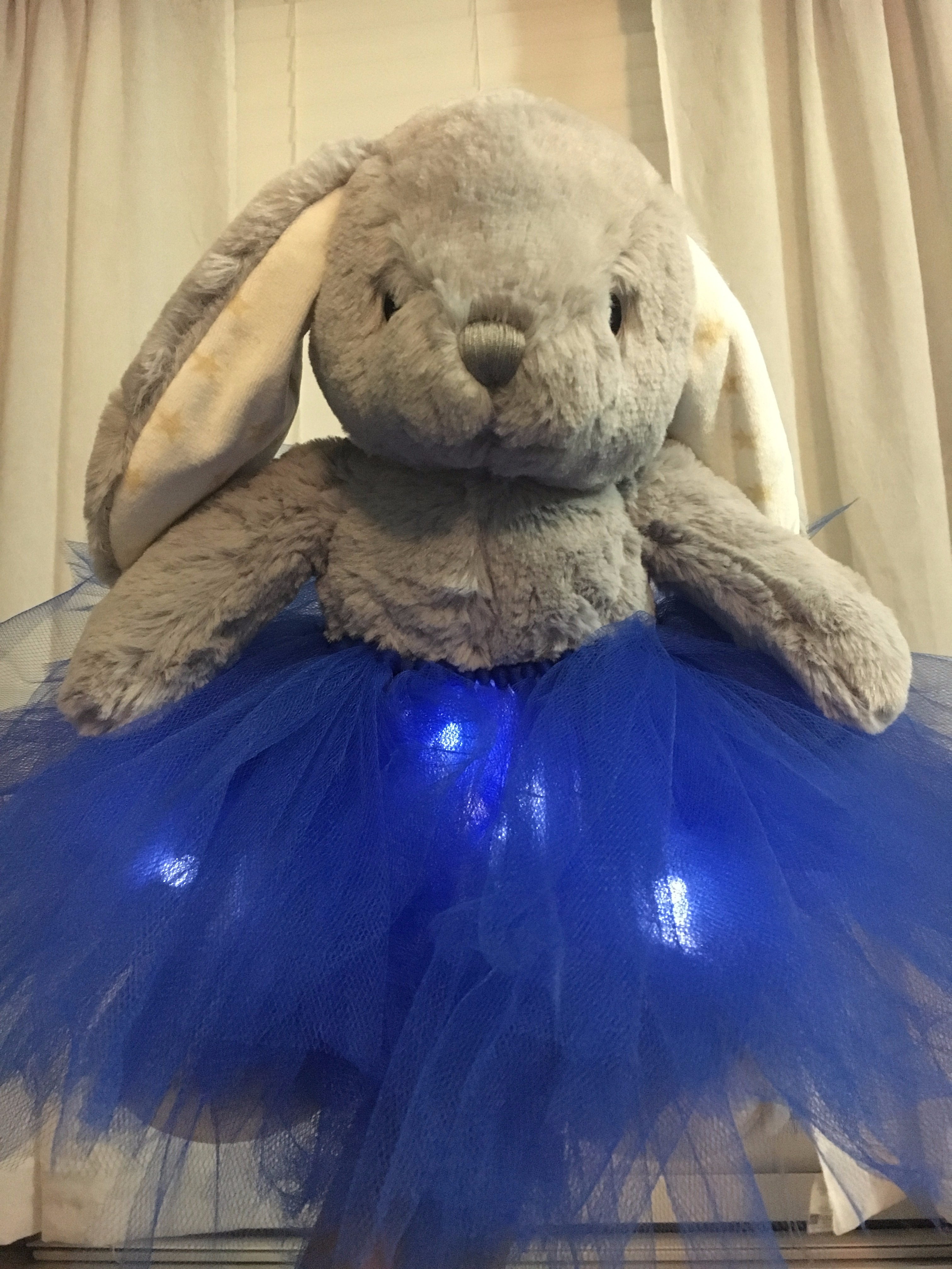 Picture of Night Light Plush Toy