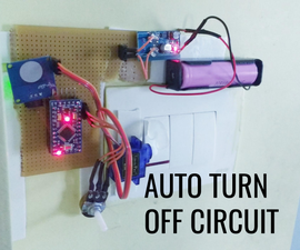Never Forget to Turn Off Your GEYSER (auto Turn Off Circuit)