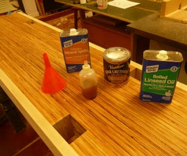Making and Using VarOil Finish