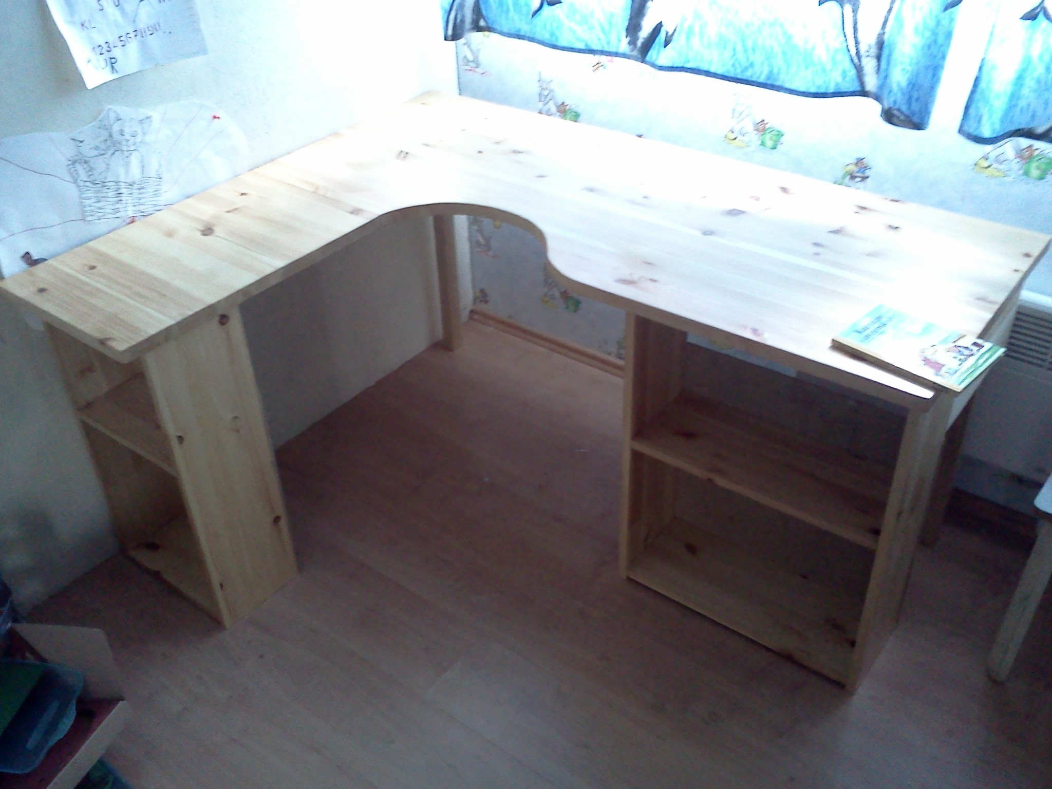 Picture of Computer Table