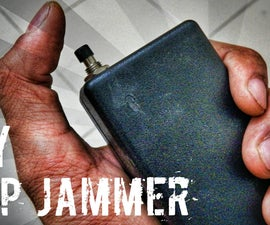 Destroy Any Device With EMP Jammer