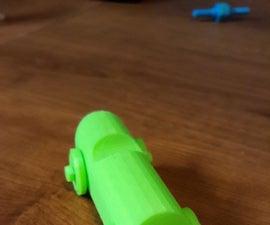 3D Printed Car : Kwaku to the Max