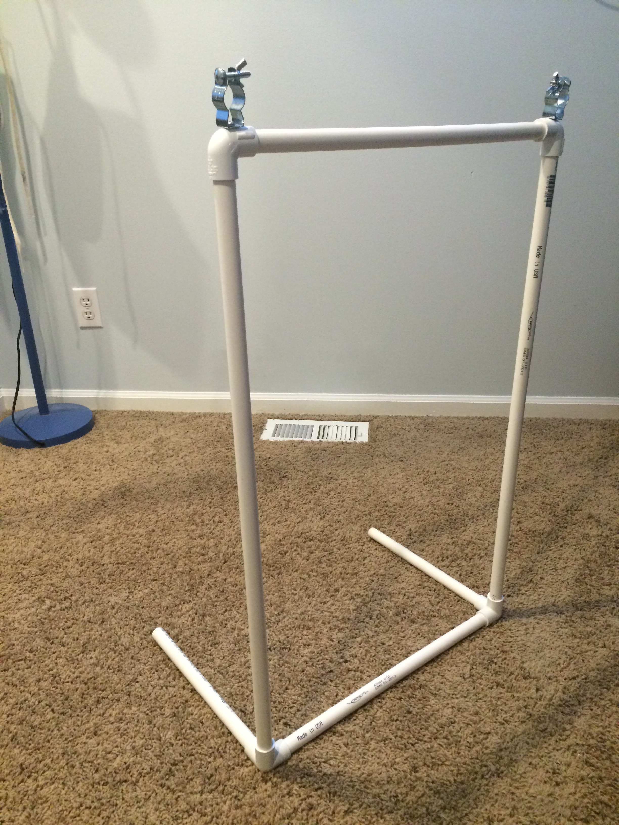 Picture of Assemble Support Frame