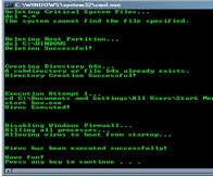 How to make a Fake Virus with a Batch File
