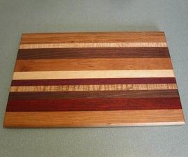 Scrap Wood Cutting Board