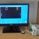 Video juego en un PAC usando RFB