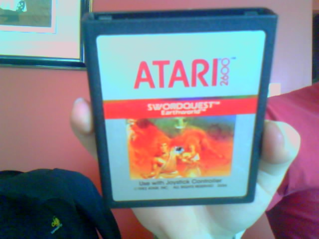 Picture of How to Make a Semi-spring Loaded Atari Game Wallet