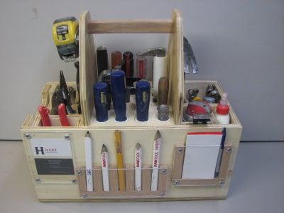 Wood Toolbox