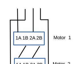 Driving Multiple Stepper Motors From a Single Driver