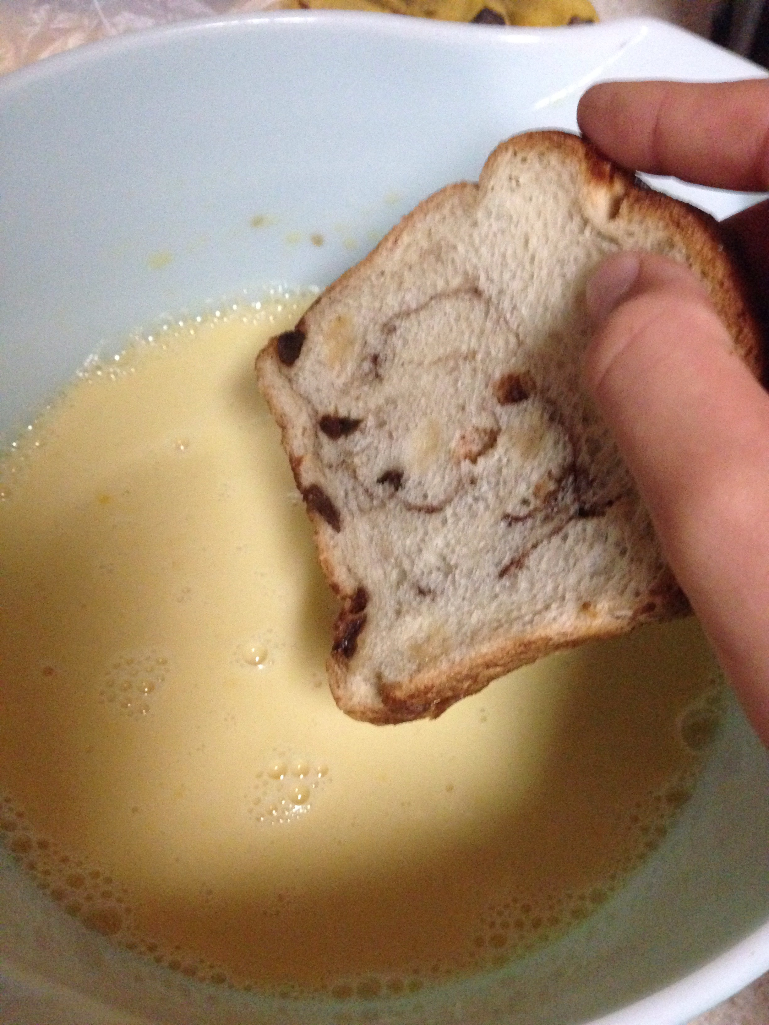Picture of Making the Toast