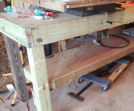 Simple and Heavy Workbench