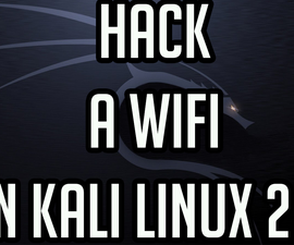 How To Hack A Wifi Using Kali Linux 2.0