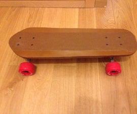 DIY Cruiser Board (no power tools needed)