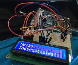 How to Use an Lcd Screen With an Arduino