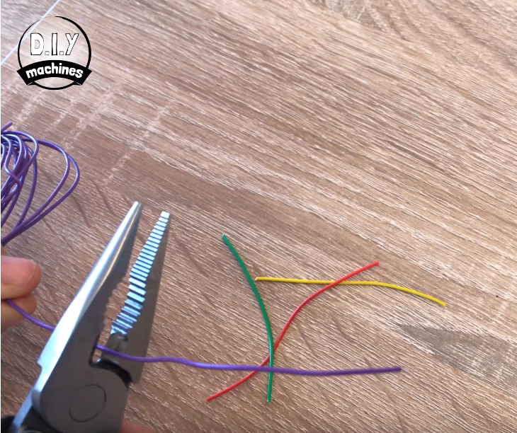 Picture of Solder Wires to RTC DS3231