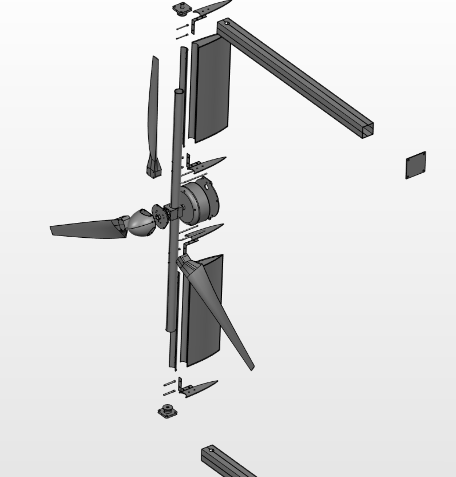 Picture of Download the 3D Model at GrabCad