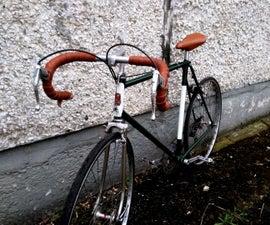 Restoring Vintage Bicycle