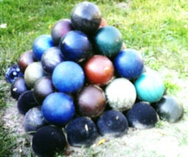 Bowling Ball Pyramid Prank
