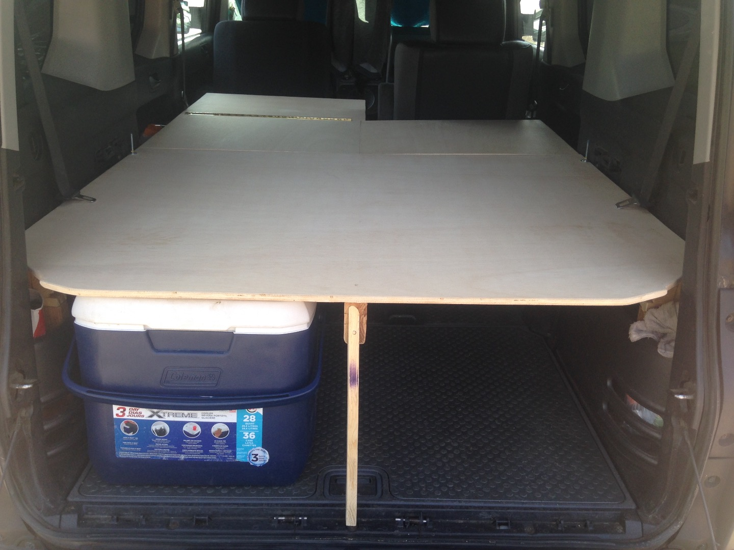 Picture of Honda Element Removable Shelf / Bed