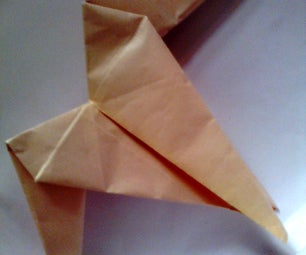 How to Make a Origami Flying Bird