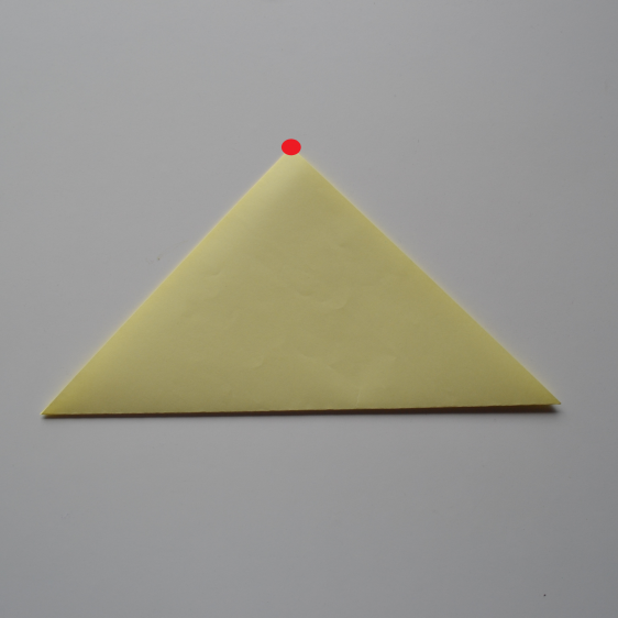 Picture of First Fold.