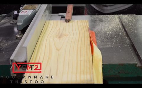Cut Lumber to Size