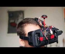 FPV Smartphone Goggles