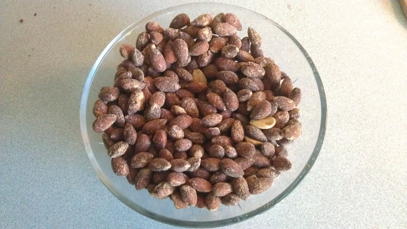 Picture of Bacon Roasted Almonds