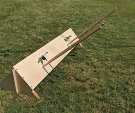 Soda Bottle Rocket Launch Pad