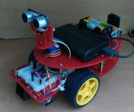 Simple Pi Robot