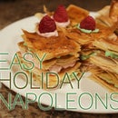 Easy Holiday Napoleons