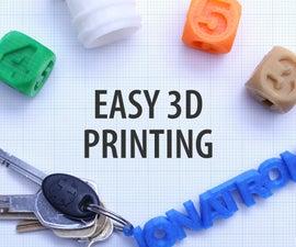Easy 3D Printing