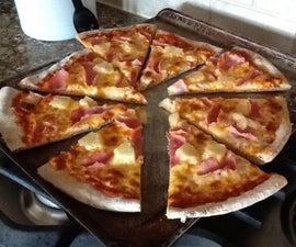 Homemade Pizza Night