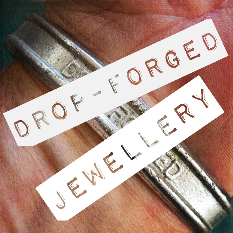 Picture of Drop Forged Bracelet - Make Jewellery From Tools
