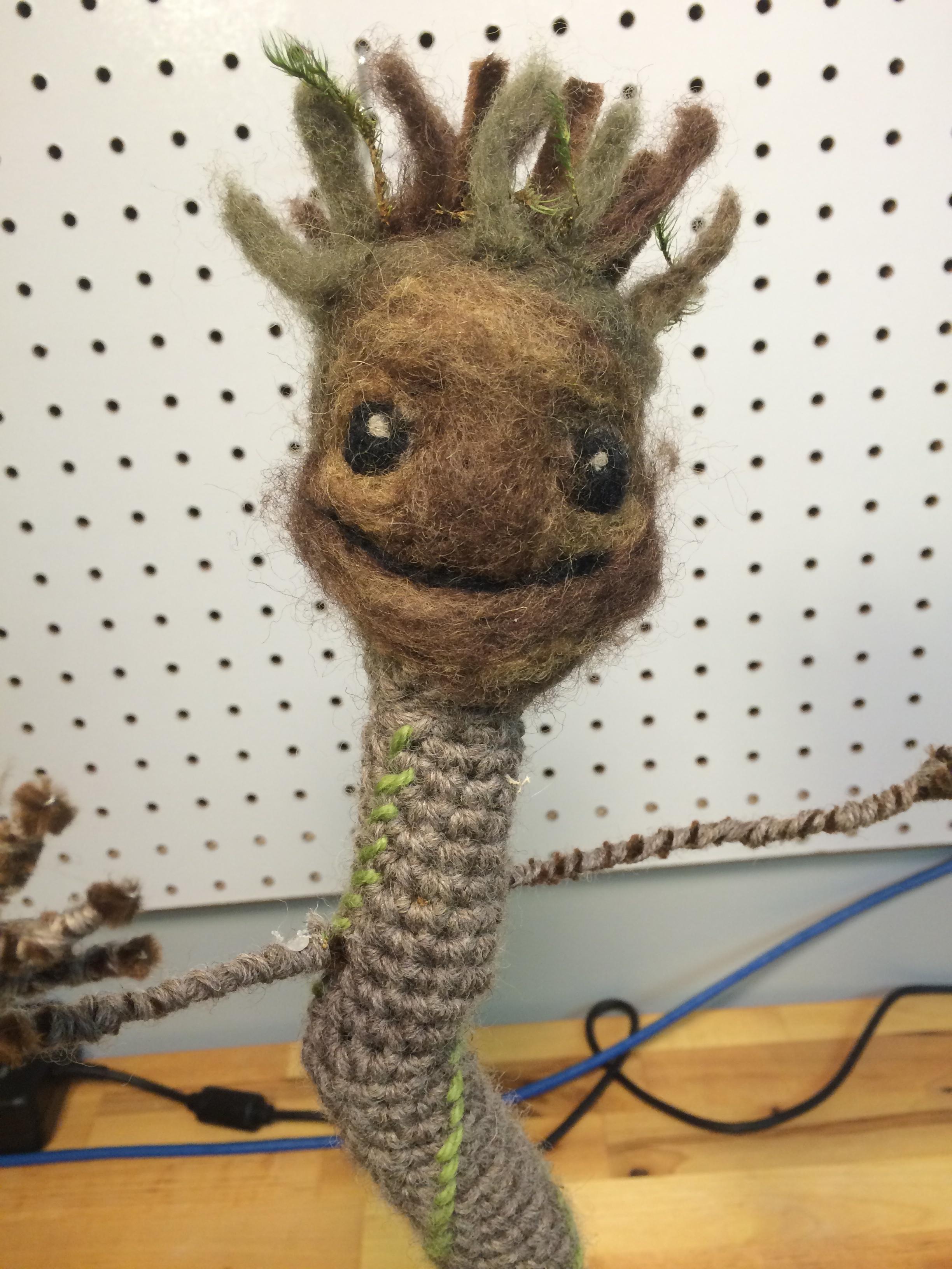 Picture of Dancing Baby Groot