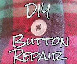DIY Button Repair