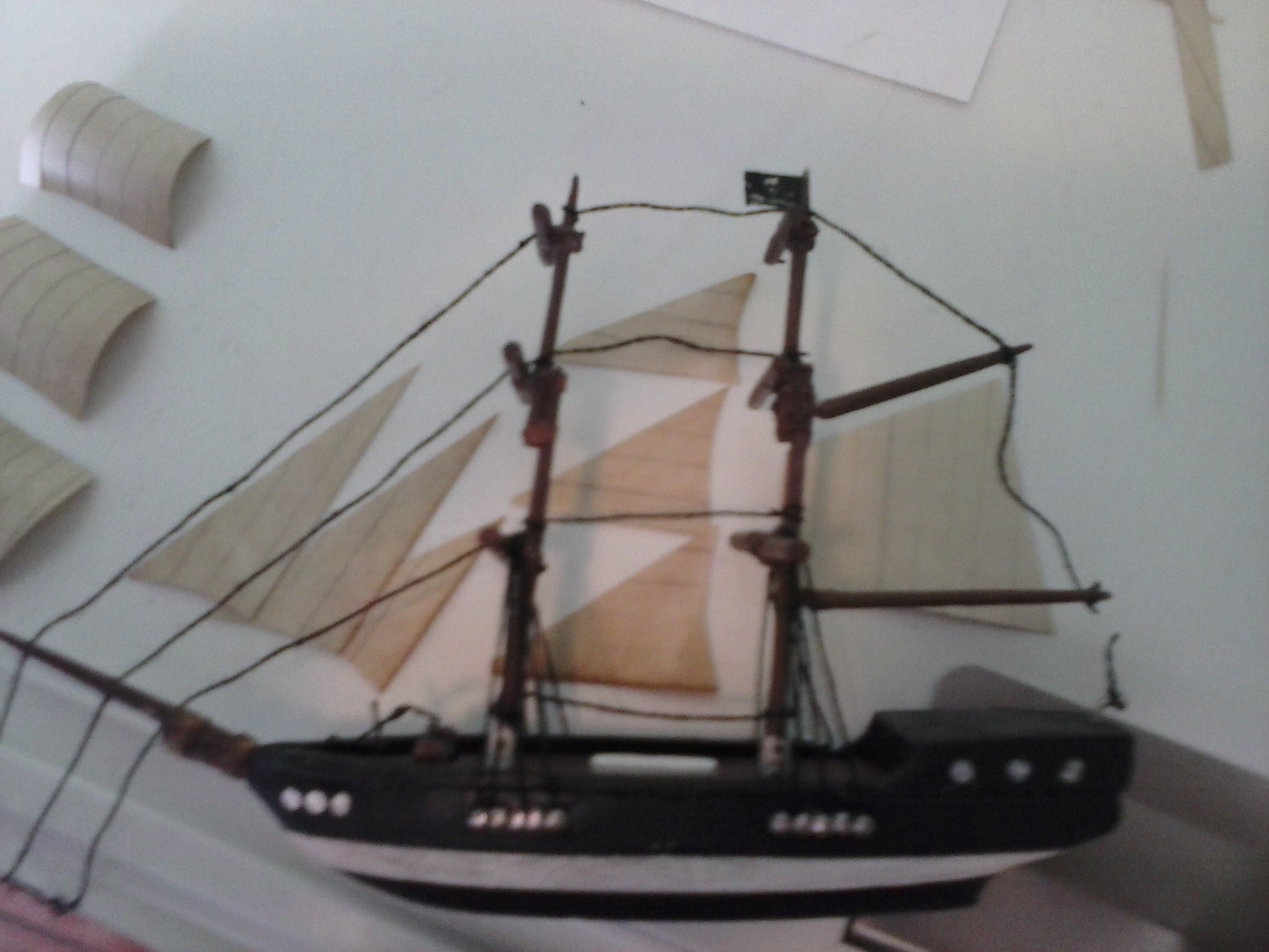 Picture of Ship in a Bottle
