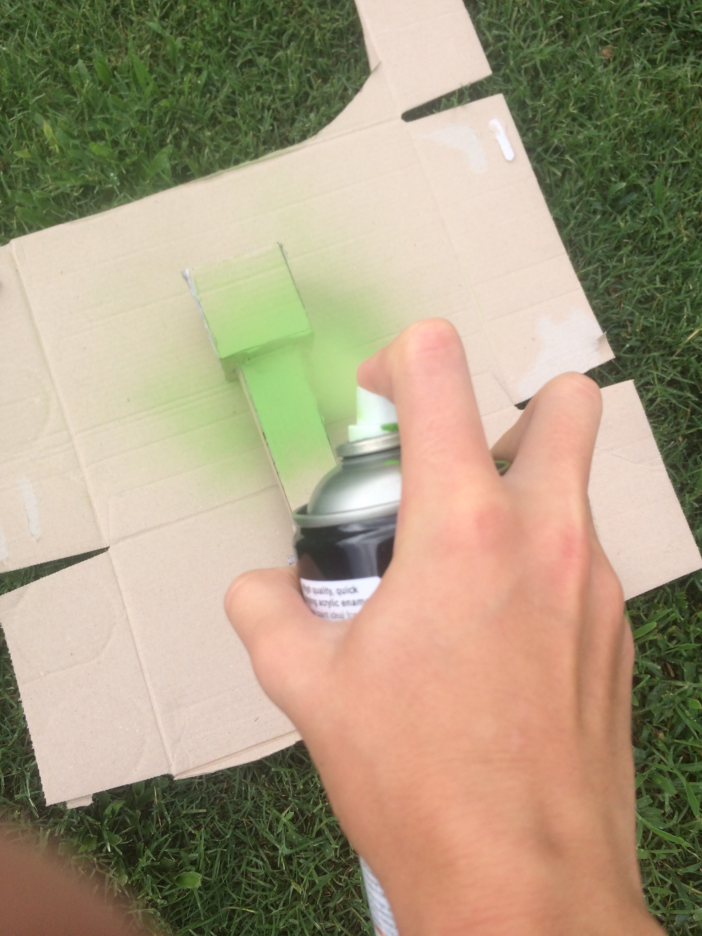 Picture of Spray Painting