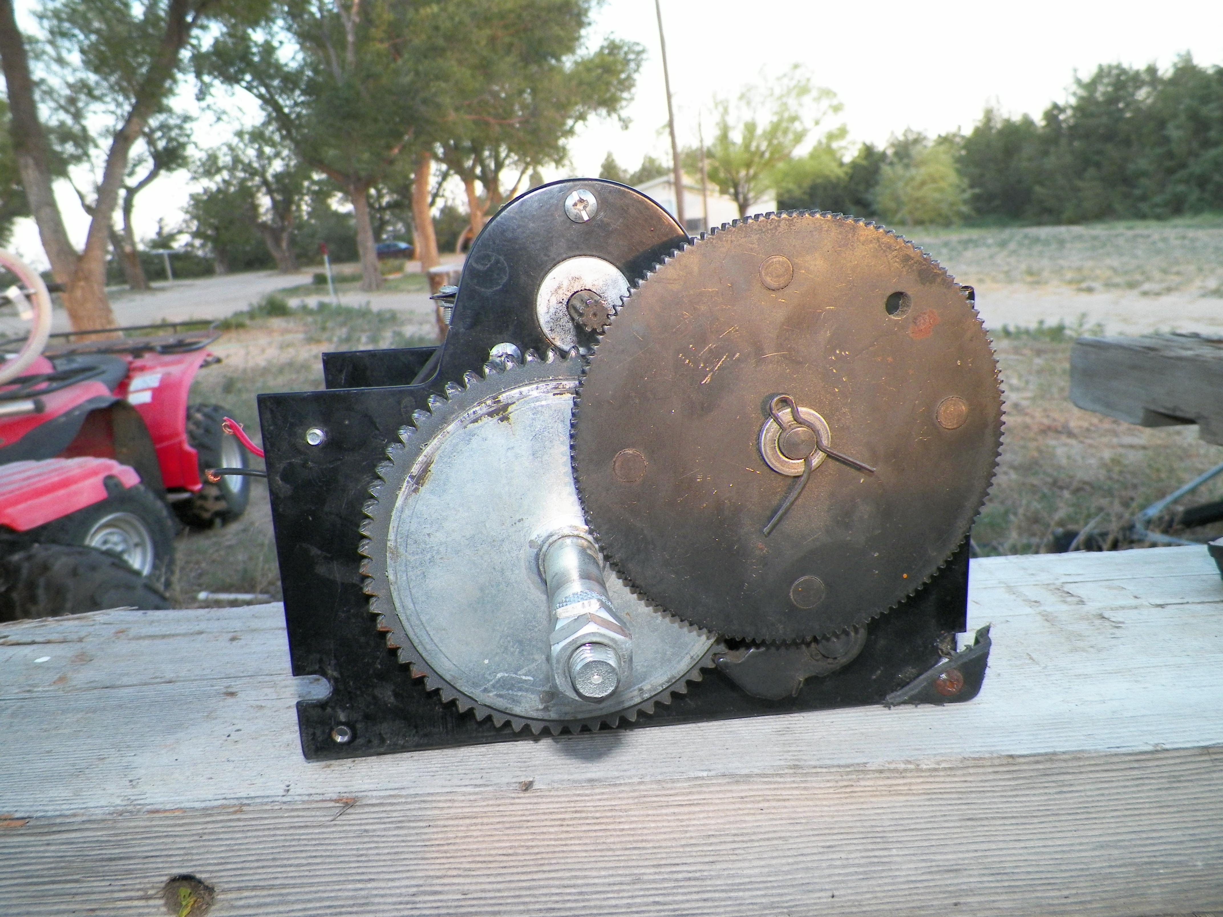 Picture of Manivela Generador!