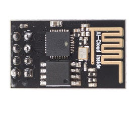 Getting Started With the ESP8266 ESP-01