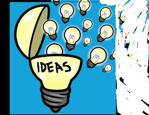 Picture of Ideas Behind the Idea