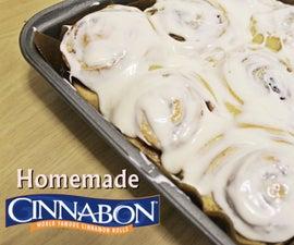 Cinnabon-like Cinnamon Rolls