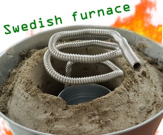 Efficient Swedish Furnace