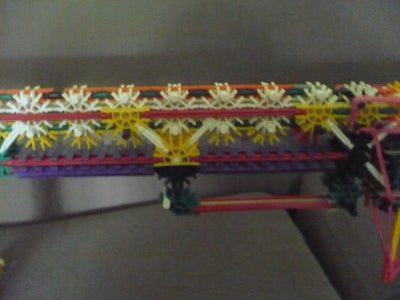 High Powered Knex Rifle, Post or Not?