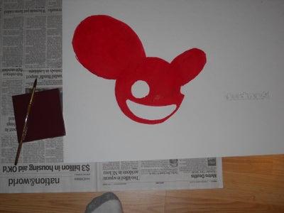 Beginning to Paint.