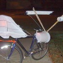 Bicycle Starship Enterprise