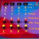 Build the Four-Channel SSM2019 Phantom Powered Mic Preamp