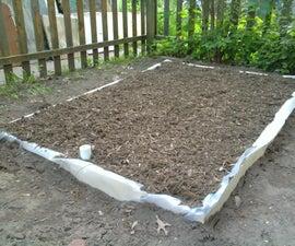Wicking Bed Raised Garden