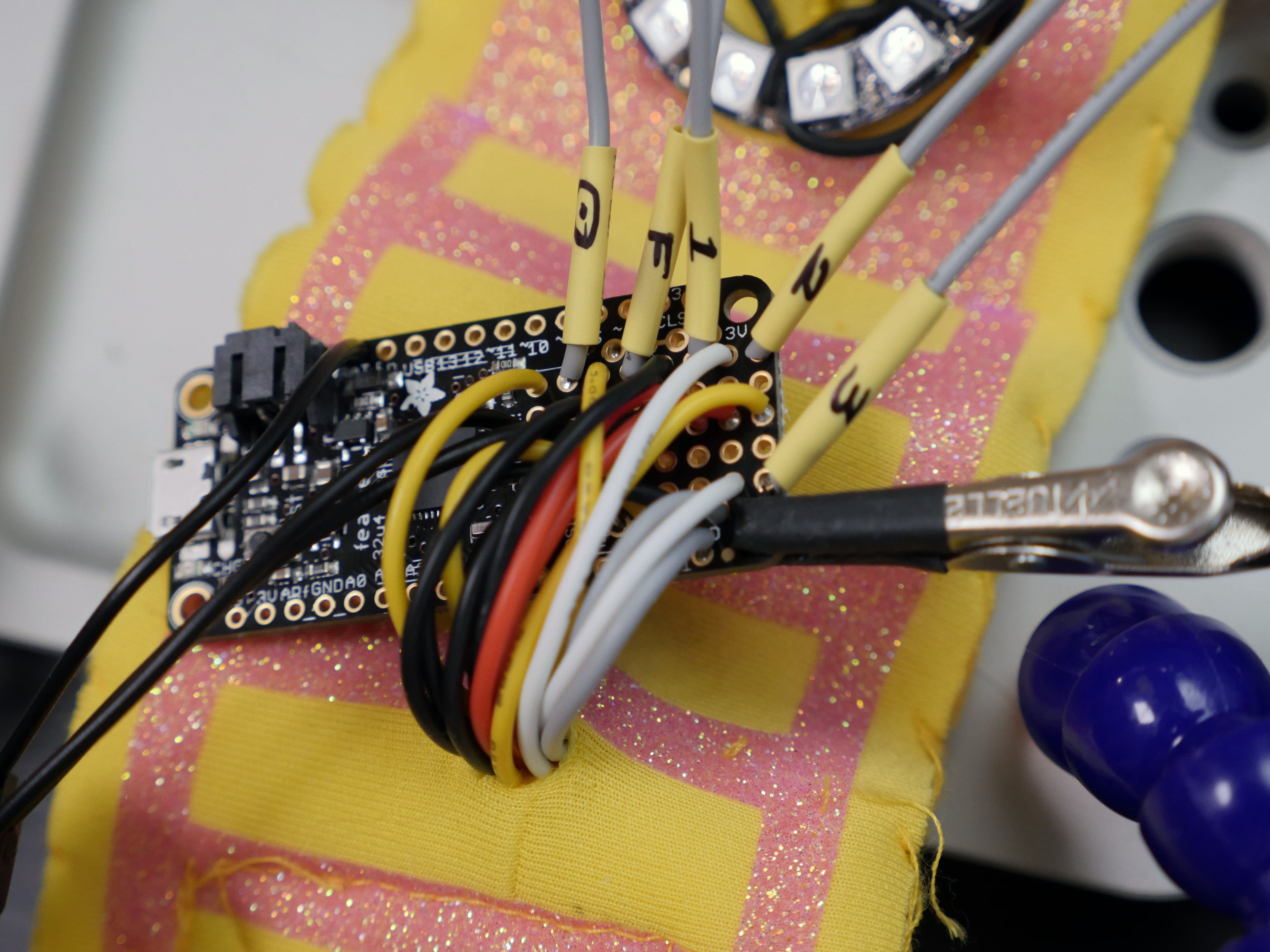 Picture of Finalize Microcontroller Circuit