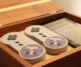 DIY Retropie Arcade in a Fancy Wooden Box